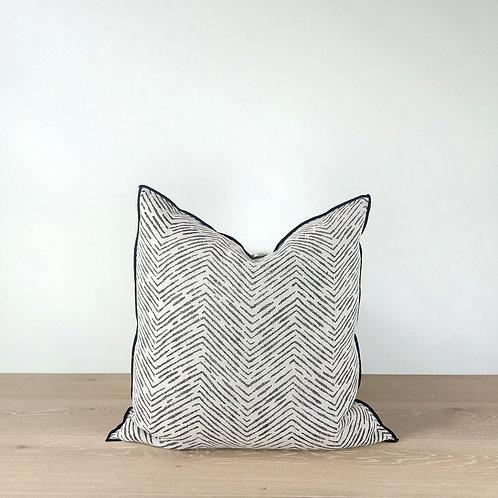 Carillo Cushion - Onyx