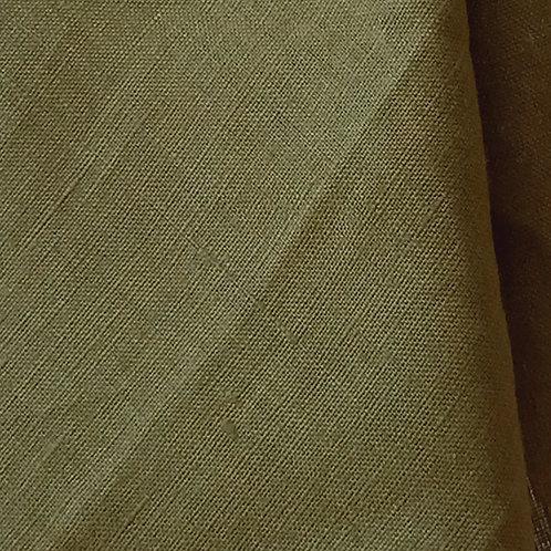 Olive Linen Table Runner