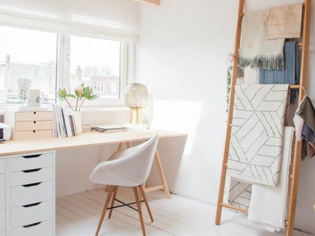 4 Easy Steps to Styling Your Home Office