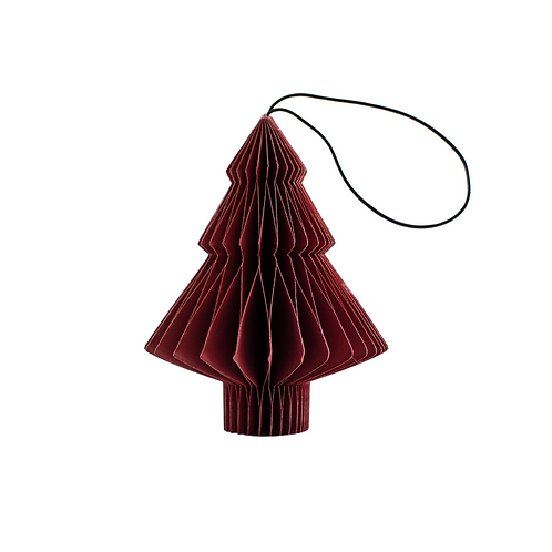 Classic Red Tree Ornament