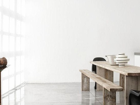 Perfectly Imperfect: Concrete