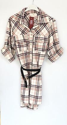 Shirt Dress 0186