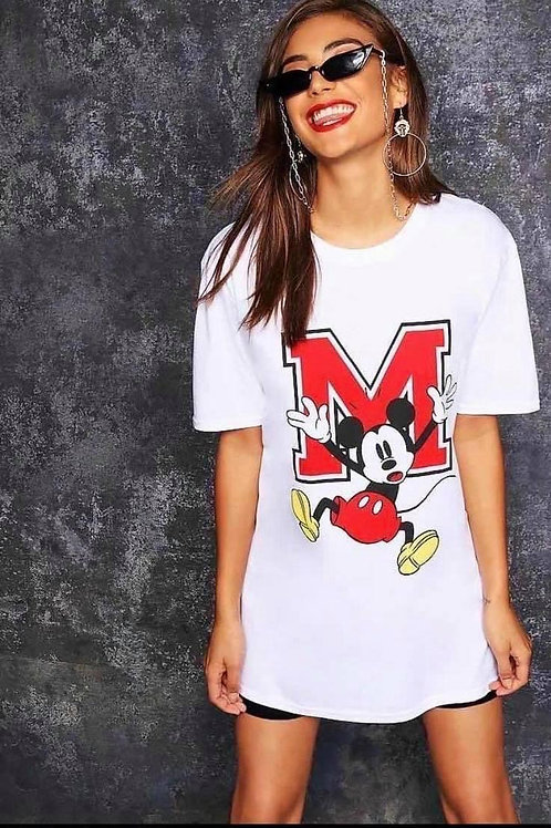 Mickey Tshirt Dress