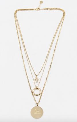 Salib/Cirku Necklace