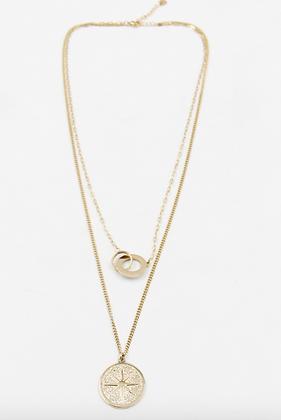 Kumpass Necklace