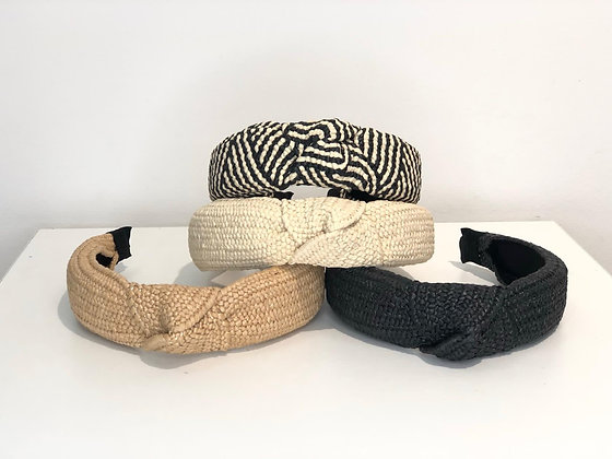 Headband knot Cane