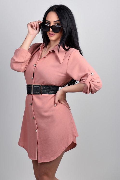 Shirt Dress J1821