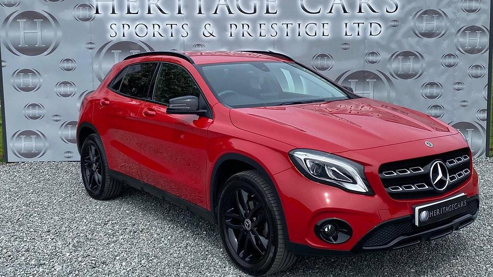 Mercedes-Benz GLA180 Urban Edition