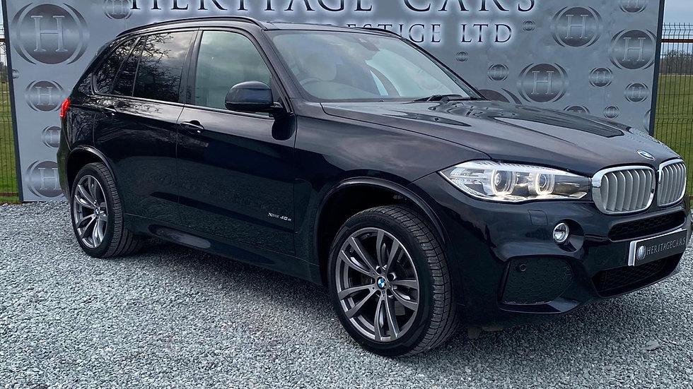 BMW X5 XDRIVE40E  M SPORT AUTO  Petrol/Hybrid 🔌