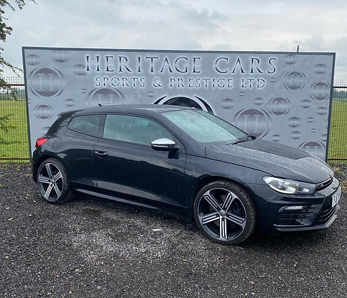 VW SCIROCCO R COUPE 2.0