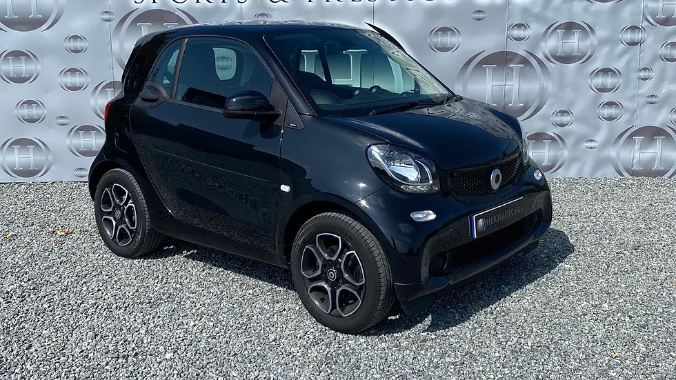 SMART FORTWO Coupe  0.9 Turbo Prime