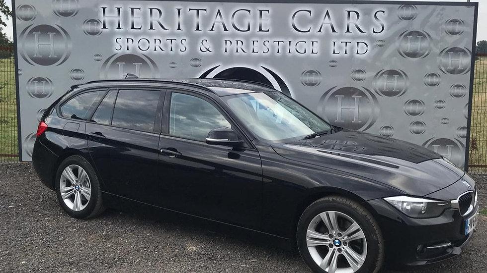 BMW 318D TOURING 2014
