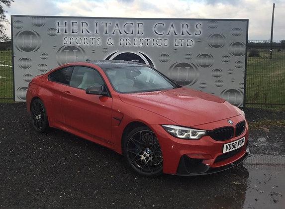 BMW M4 3.0 BiTurbo GPF