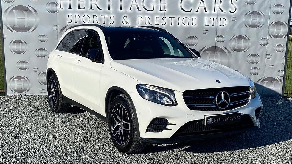 Mercedes-Benz GLC220D  AMG-LINE ( Premium)