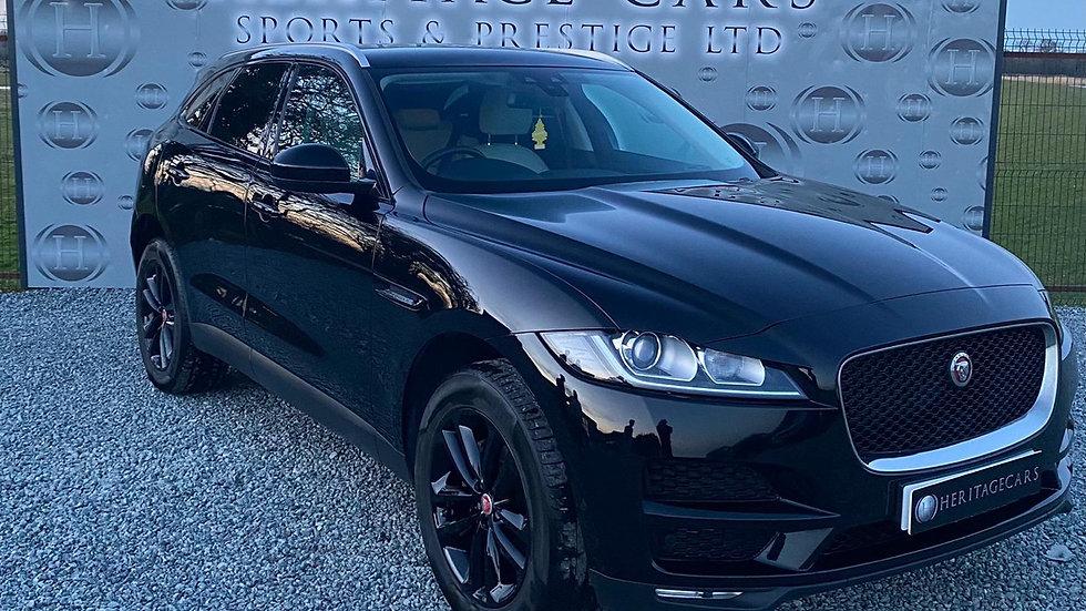 Jaguar F-Pace Prestige  2.0 TDI auto