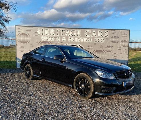Mercedes C250 AMG Sport