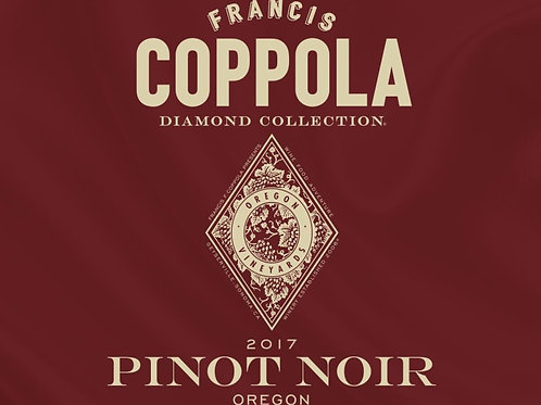 FRANCIS COPPOLA DIAMOND OREGON PINOT NOIR 2017