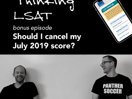 Bonus: Cancel Your July Score?