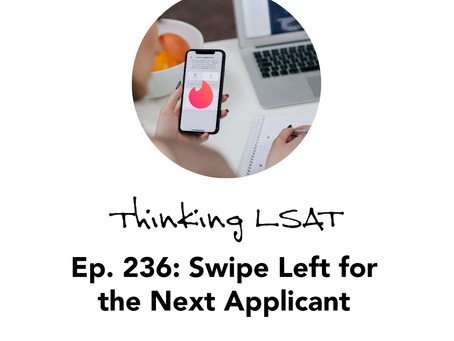 Ep. 236: Swipe Left for the Next Applicant