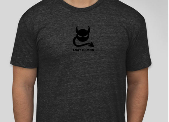 Official Demon Logo Shirt Black