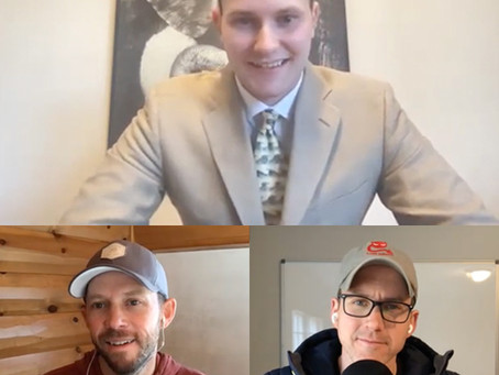 Ep. 287: The JAG Corps with 3L Henry Carras