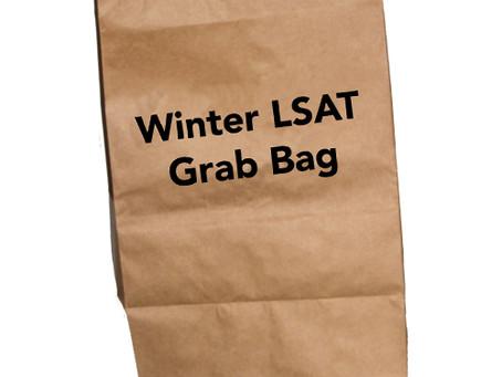 Ep. 272: Winter LSAT Grab Bag