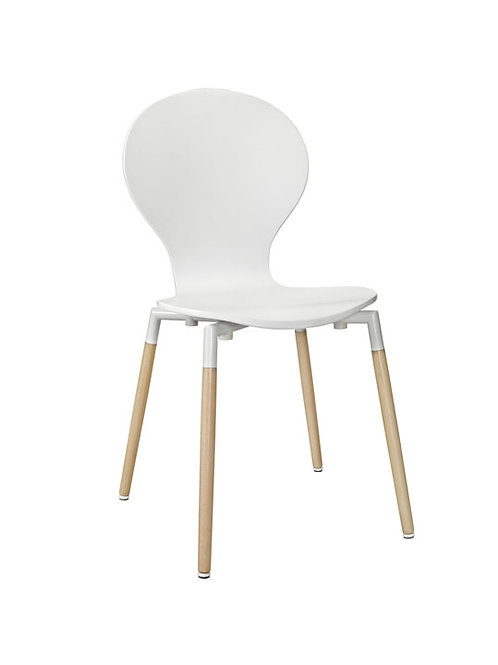 White Architect Chair