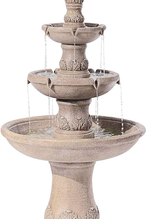 3-Tiered Fountain