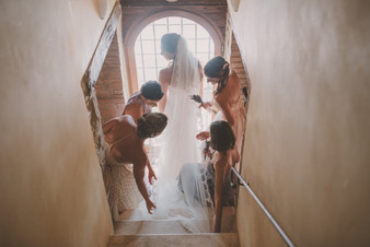 Tuscany wedding | Photos & video