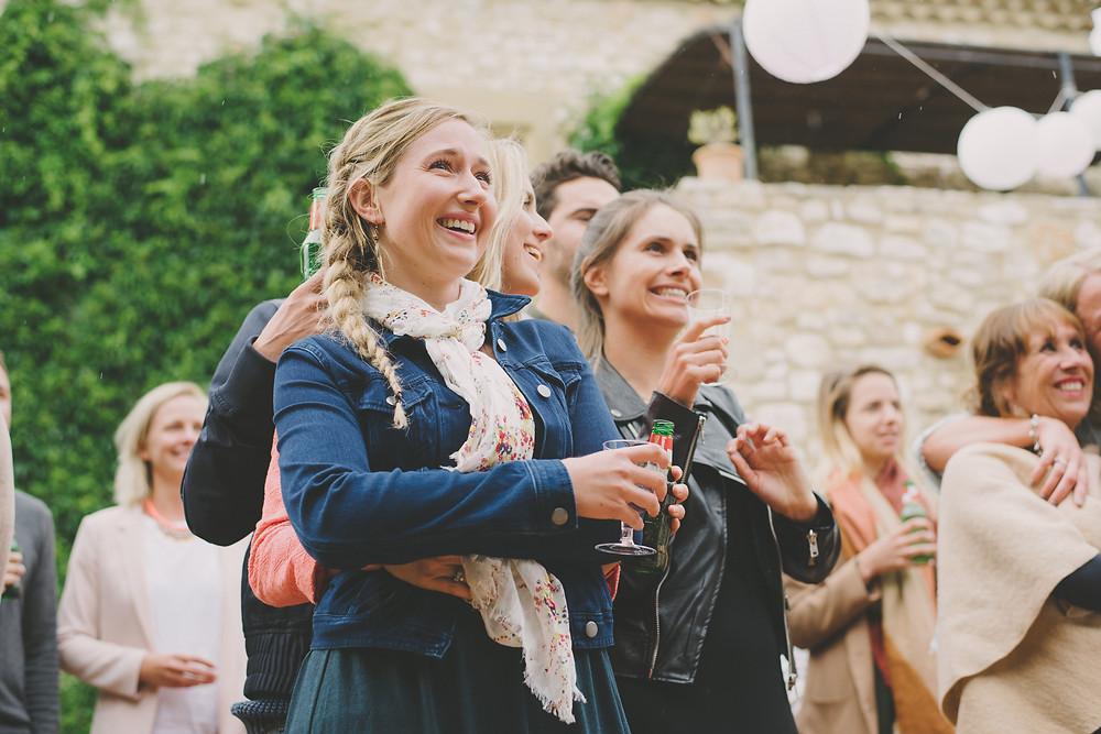 bruiloftsgasten
