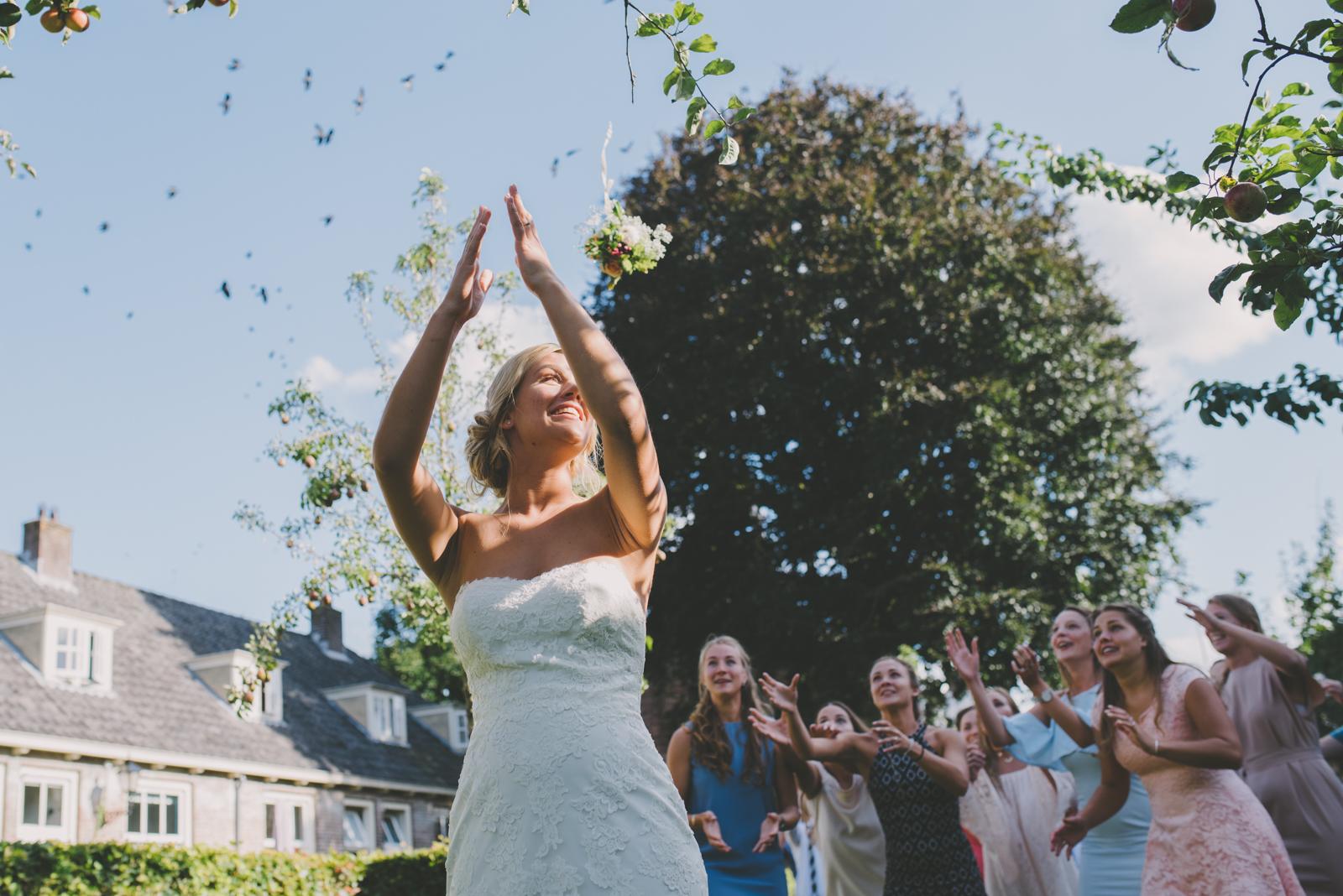 trouwen in de stad