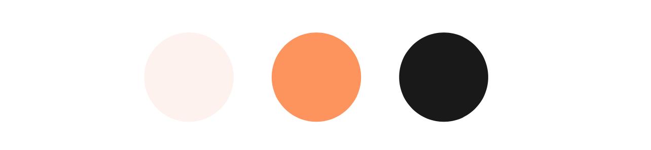 kleurenpallette design huisstijl