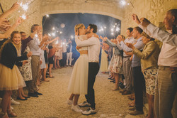 franse bruiloft