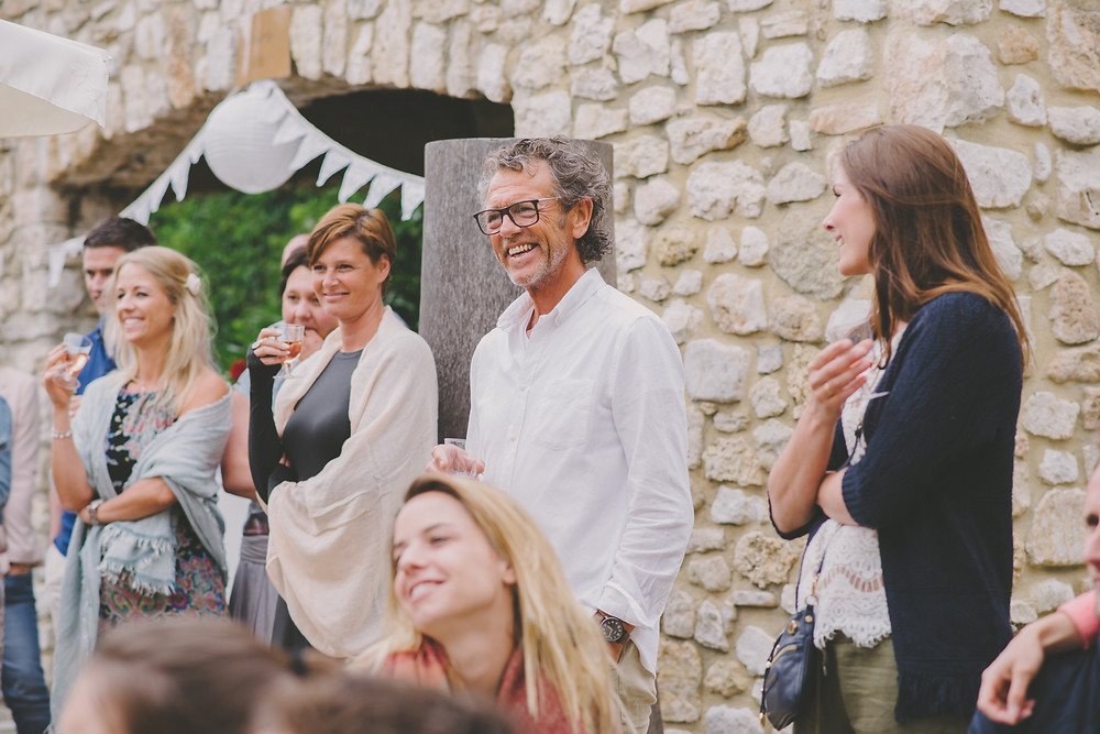 bruilofts gasten
