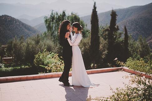 buitenlandse bruiloft destination wedding marokko
