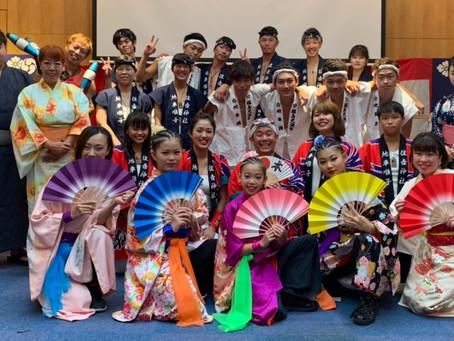 上海公演2019大阪の祭りを体感しよう!