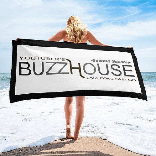 BUZZHOUSE オリジナル ビーチタオル