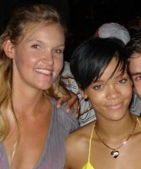 I met Rihanna in Barbados!