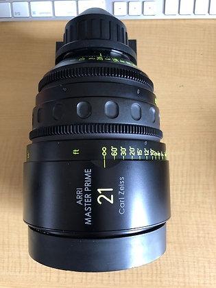 Arri Master Prime 21mm Prime lens
