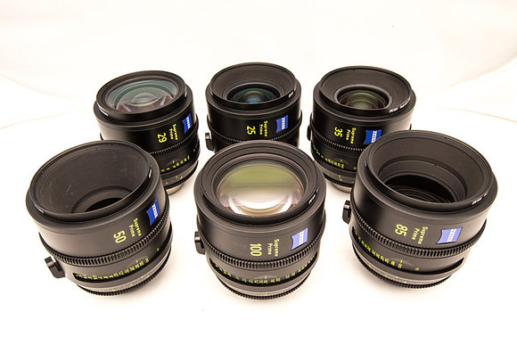 Zeiss Supreme Prime 25,29,35,50,85,100