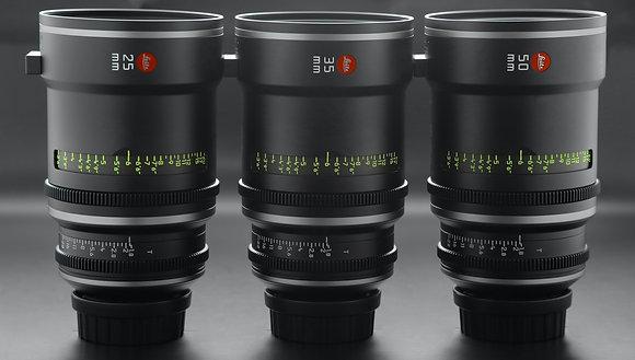 Leitz Prime Full Frame 25,35,50,75,135