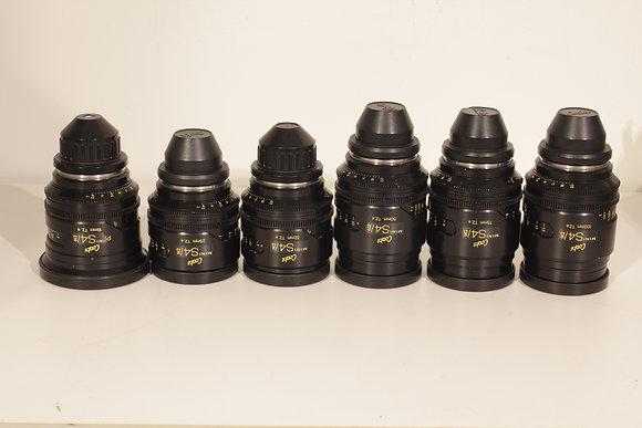 Cooke S4/i Mini 18,25,32,50,75,100