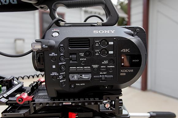 Sony FS7 Camera package