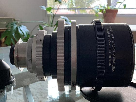 Canon K35 20-120 Zoom