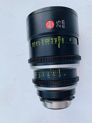 Leica Summilux-C 18,21,25,35,40,50,75,100