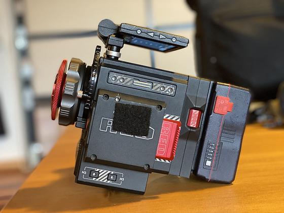 Red Gemini Camera Package