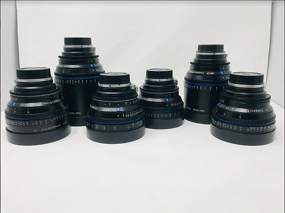 Zeiss CP.2 15,25,35,50,85,100,135