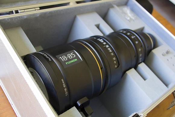 Fujinon 18-85 Premier Zoom