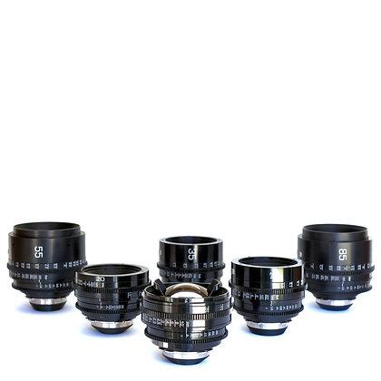 Leica R 14,24,38,35,55,85,135
