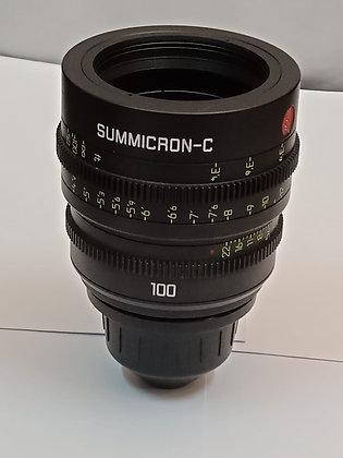 Leica Summicron 18,25,35,50,75,100,135